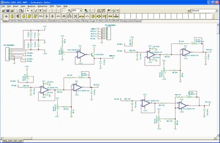 Oprogramowanie do projektowania układów elektronicznych